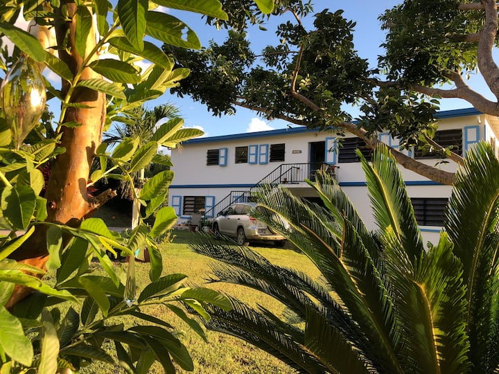 Private Bed and Bath in St. Croix's East End