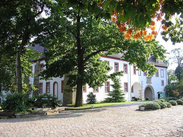 Schloß Triestewitz - bei Torgau - Arzberg - Wohnung