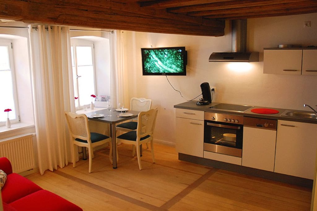 Appartement am Rathaus Bamberg Flats for Rent in Bamberg, Bavaria, Germany