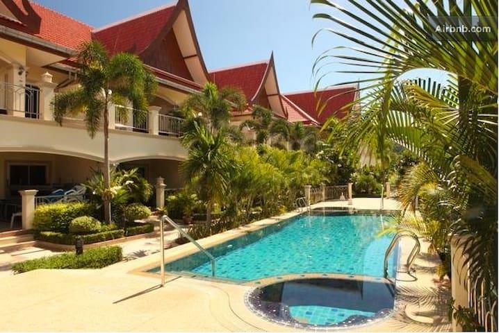 apartment 85sqm Bang Sarey Pattaya - Sattahip - Appartement