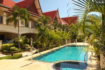 apartment 85sqm Bang Sarey Pattaya - Apartemen