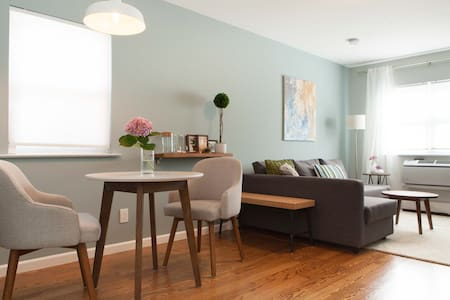 Brand new mid-century 1 bedroom apartment - Queens - Appartamento