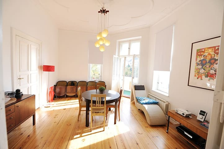 Room in Beautiful flat in Neukölln