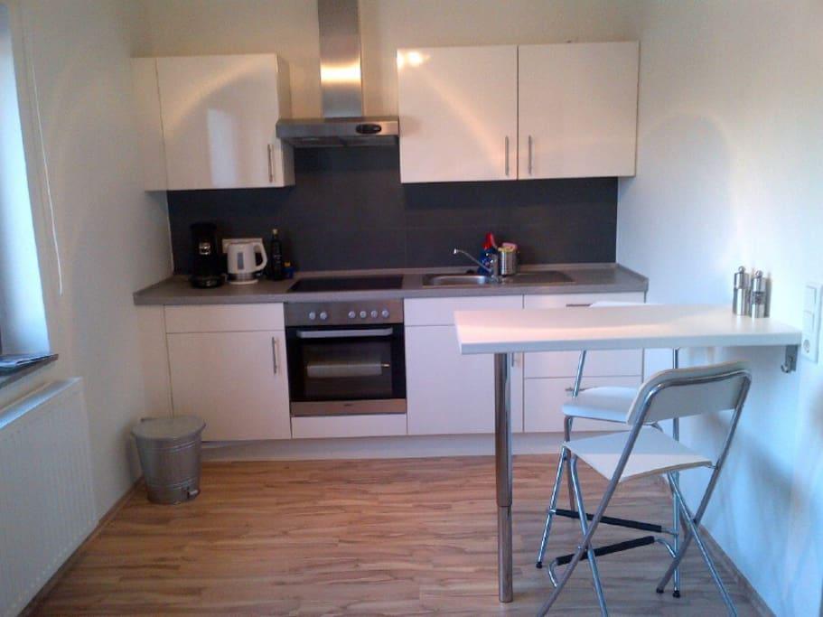 Kitchen - Küchenzeile