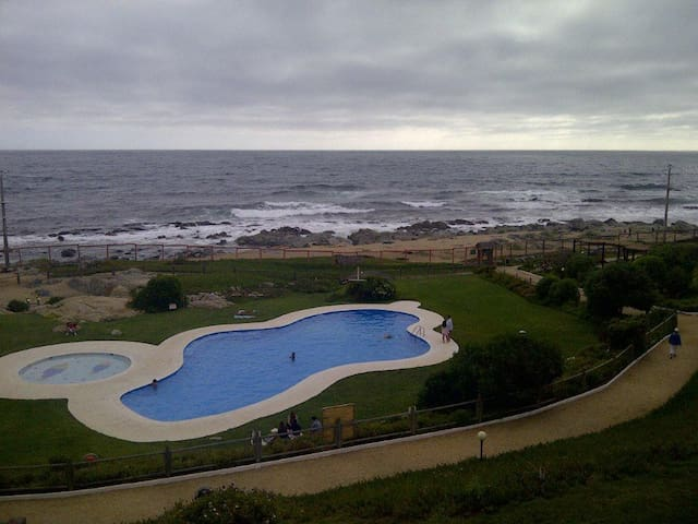 Great apartment near to Isla Negra - El Tabo - Appartement