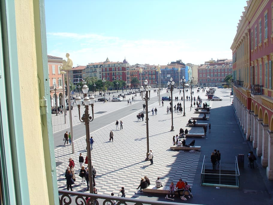 Romantic Studio Place Massena