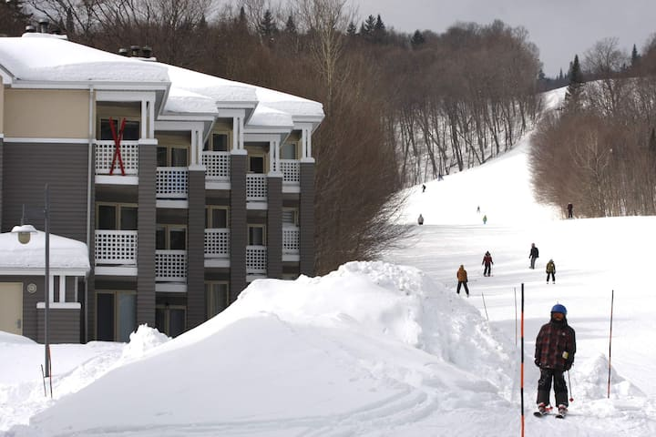 Le LOFT: Studio en montagne SKI IN / SKI OUT