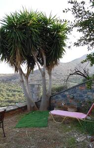 Sunny Rooms with view of Elounda - Schisma Elountas