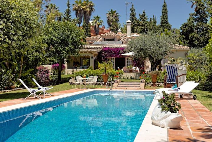 Unique Charming Boutique Villa in Marbella