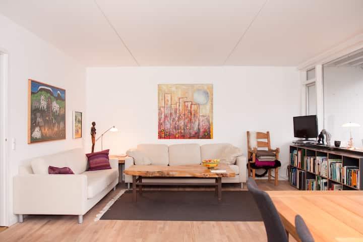 Wonderfull apartment with balconies