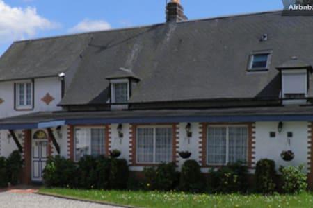 La suite Birmane 36 m² - Saumont-la-Poterie