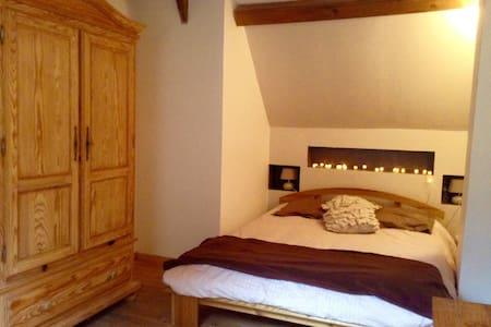 Très jolie chambre dans maison - Saint-Désir - 단독주택