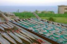 台州温岭石塘洞下沙滩悦海民宿亲子房