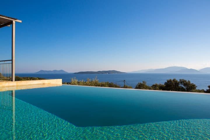 Villa Portokali, Amazing Sea View - Apollonioi