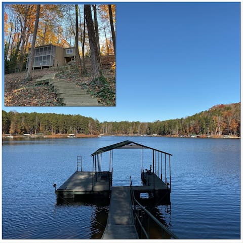 New! Charming Lake House~Perfect Tranquil Getaway