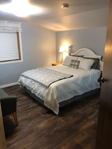Ortlieb Farmhouse-Master Bedroom