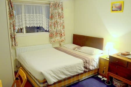 NICE COSY DOUBLE ROOMS FORSHORT LET - Northolt