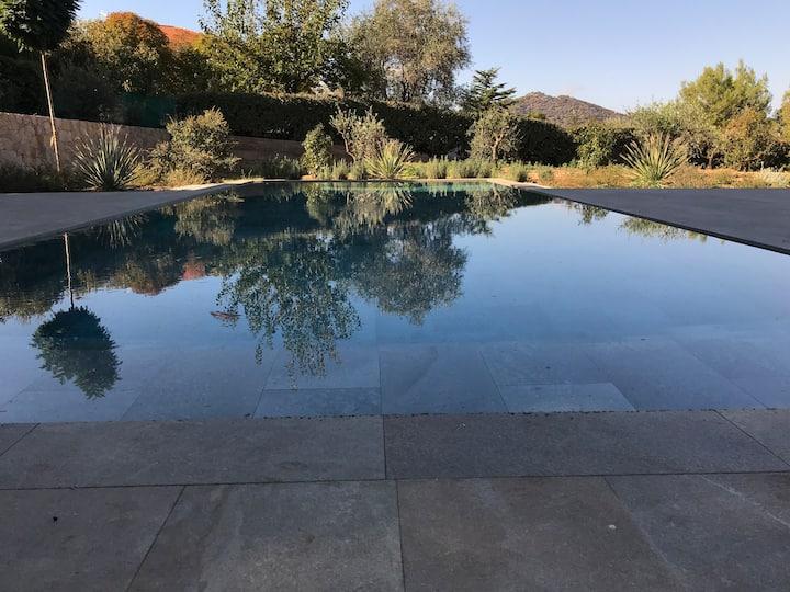 Casa Dumè - luxe, calme, piscine, mer et montagne
