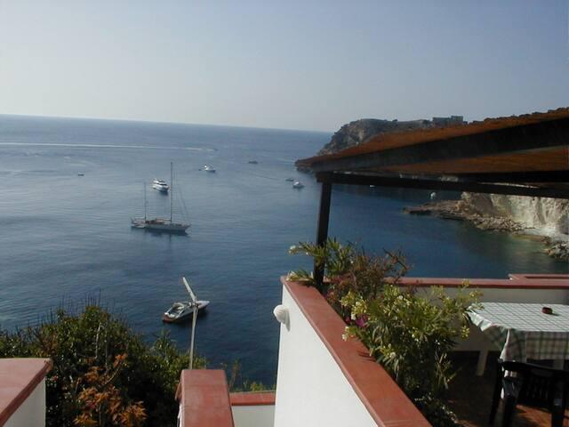 ITALY - PONZA ISOLA - CASA DEL MARE - Ponza - Rumah