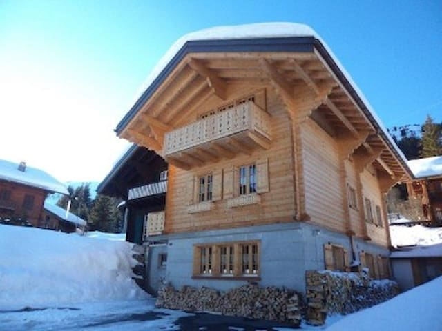 Portes du Soleil, Morgins, Swiss - Troistorrents - Appartement