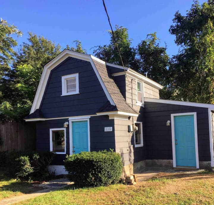 The Tiny House of Pawtuxet Village