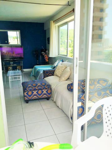 Beach Front 1 Bedroom Self Catering Apartment