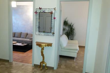 Cozy three-room apartment in the city center. - Cuneo - Apartamento