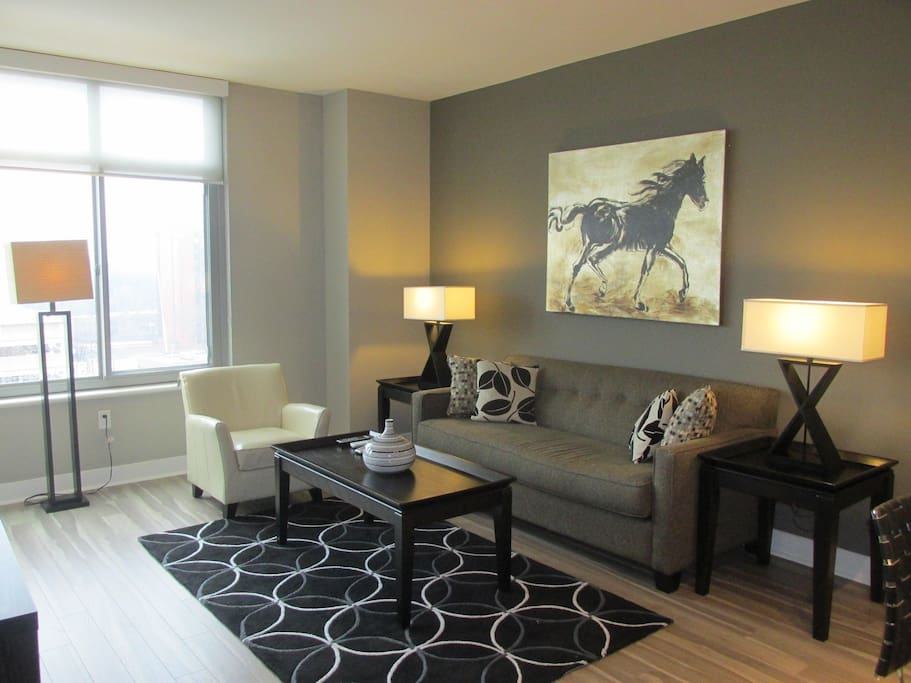 Plush 1 Bedroom Apartment In Bethesda Apartments For Rent In Bethesda Maryland United States