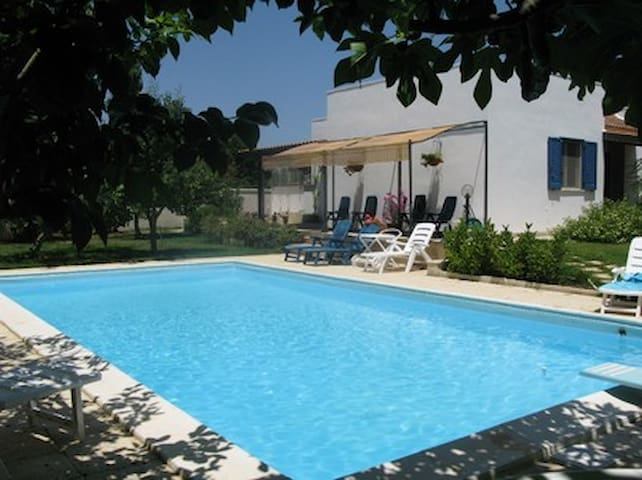 Stunning villa with pool in Puglia