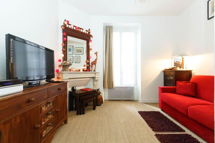T1 meublé aux portes de Paris