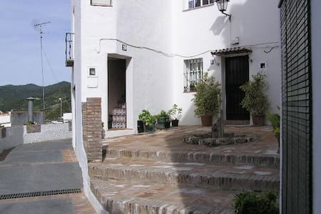 Small House in 'white' village - Marbella - Huis