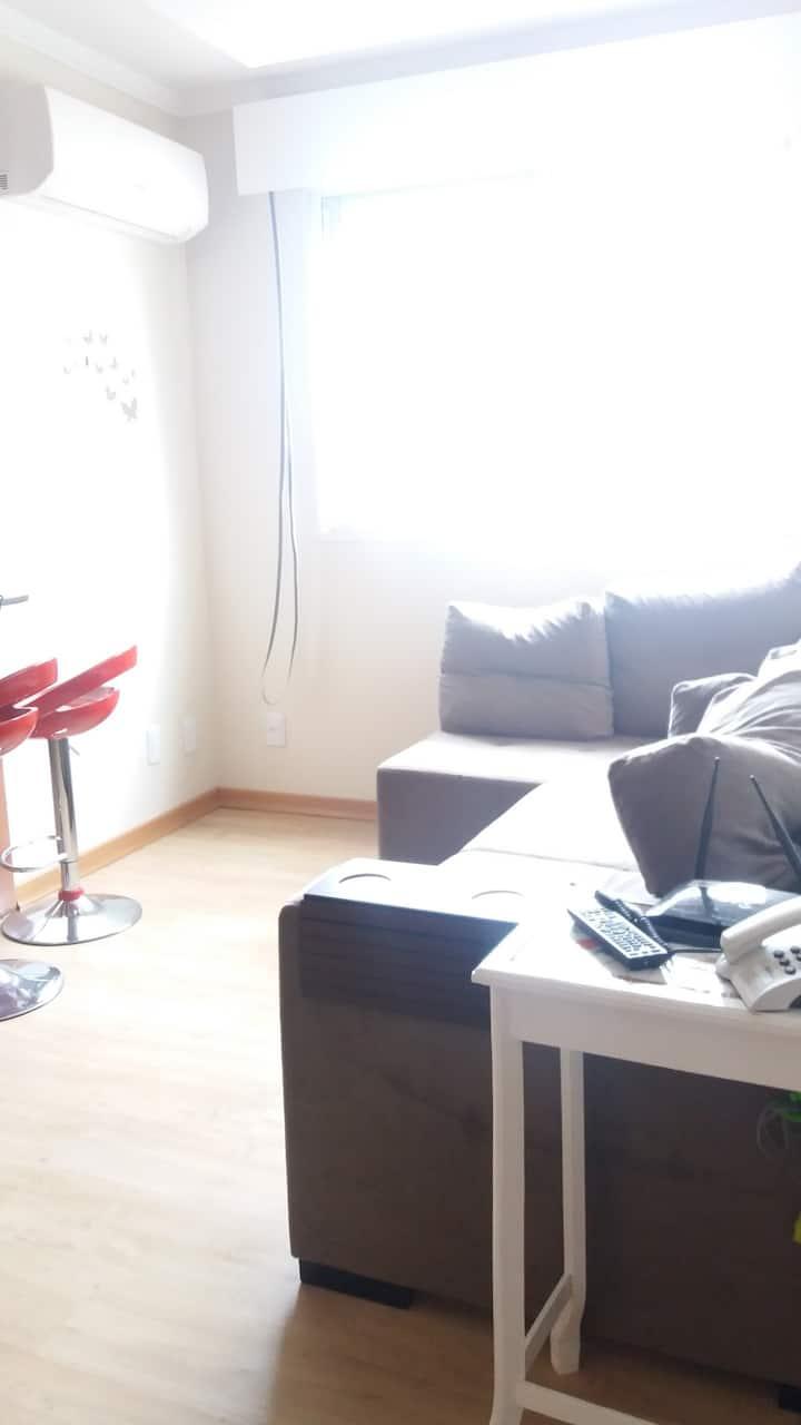 Apartamento lindo e pronto para morar.
