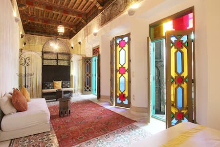 Gorgeous Riad from the 17th Century