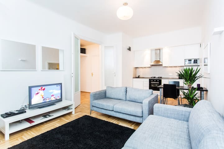 Newly Renovated Basilica Apartment