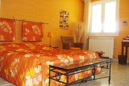 "Le Panorama ""B&B"" TROPICALE - Vieille-Brioude - Penzion (B&B)"