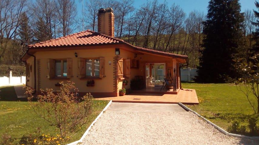 ILARGINEA - Burutain - Huis