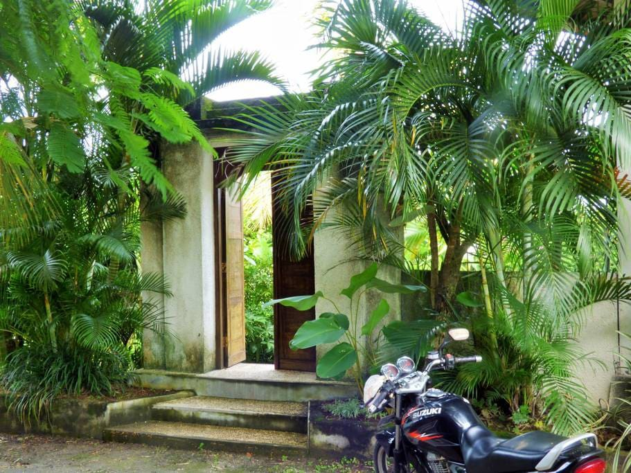 Welcome to our peaceful home in the heart of Canggu