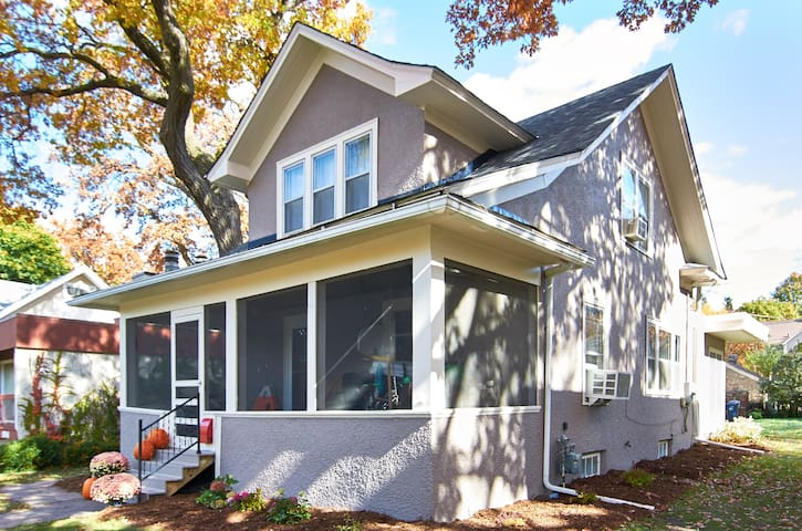 Charming St. Anthony Park Home - St Paul