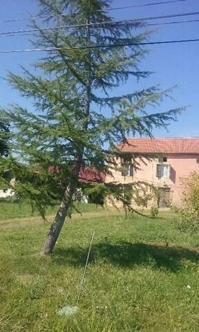 Maison de campagne - saint aunix lengros