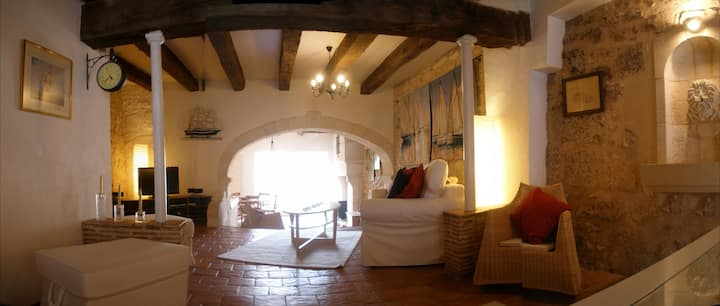 The Apartment at Les Terraces sur la Dordogne