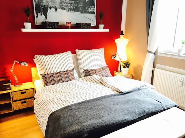schönes Apartment mit Terrasse - Wuppertal - Domek parterowy