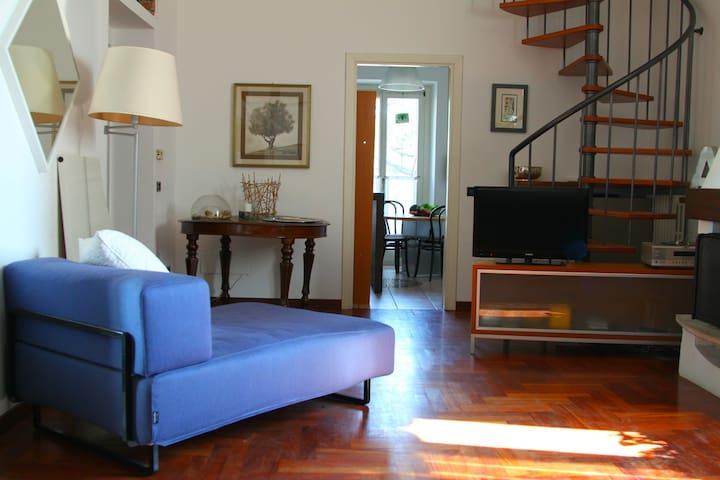 Accogliente appartamento in centro a Monza - Monza - Apartment