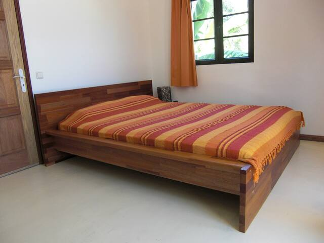 Le Morne Cottage double bed room