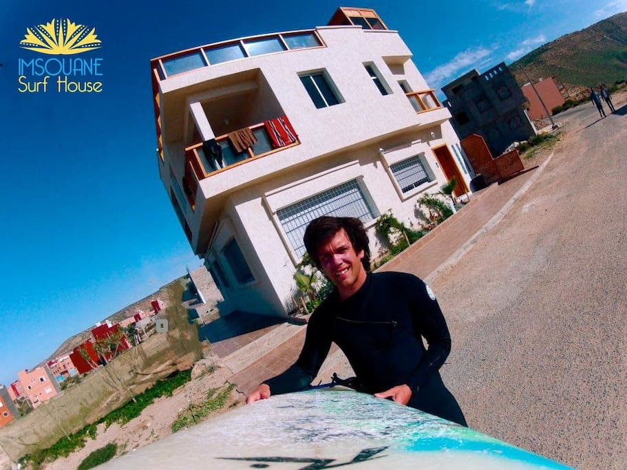 You go Ready for Surfing from home