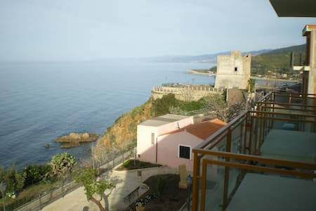 Flat near to the Gulf of Cefalù - Finale - Appartement