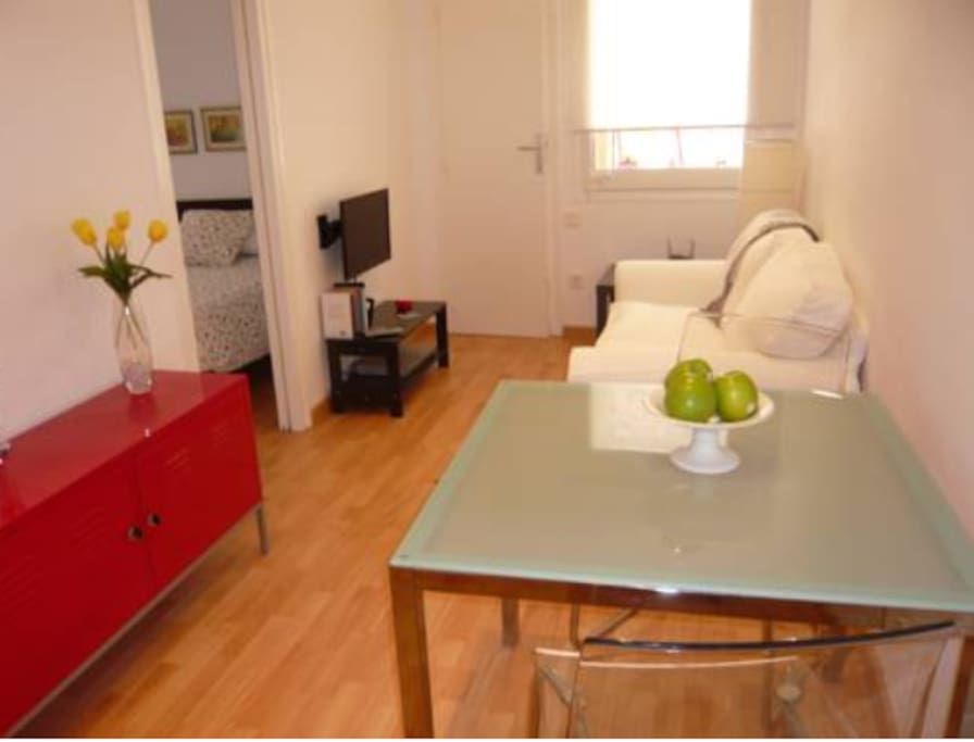 Apartament near camp nou bar a appartamenti in affitto for Hotel e appartamenti barcellona