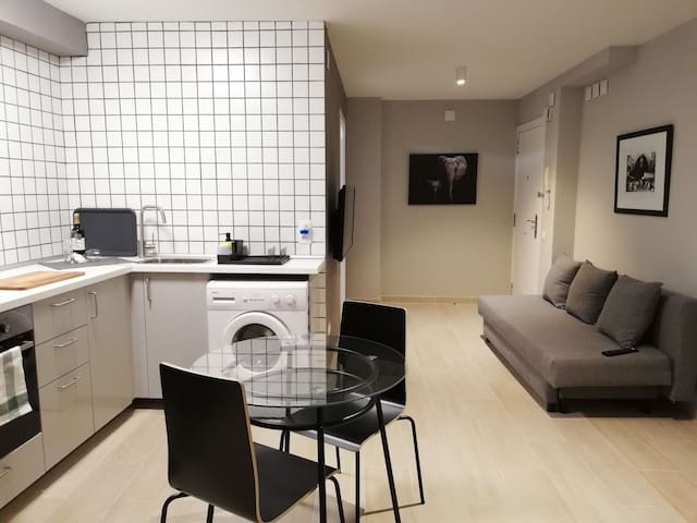 Mazi Apartments Suite