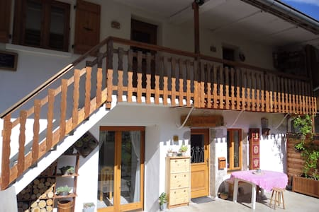 "Chambre"" Campagne"",  lac d'Annecy - Doussard - Bed & Breakfast"