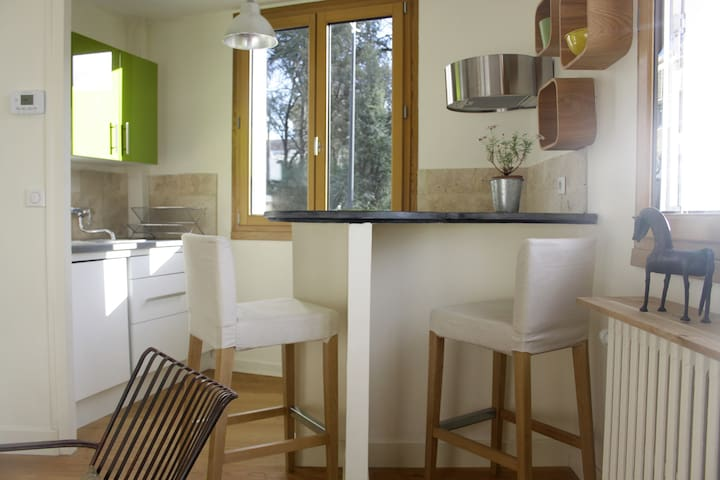 """Appartement cosy near the center"""" - Nantes - Wohnung"""