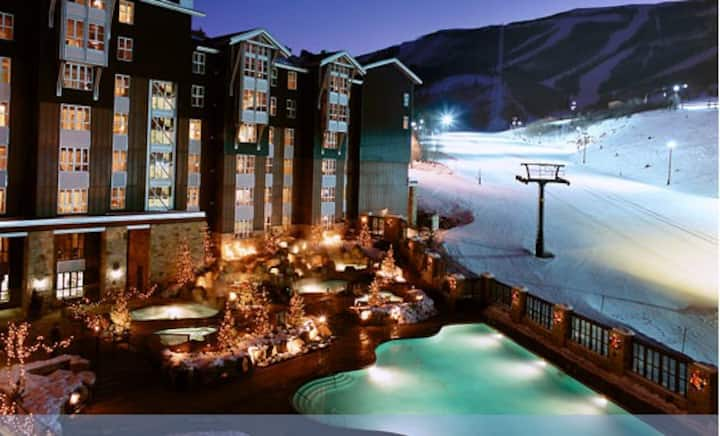 Marriott Ski In/Out -Some Sundance Days